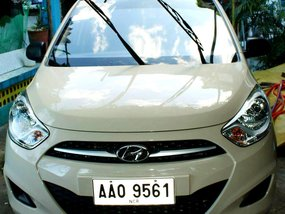 Hyundai I10 matic 2013 model w/ dealer motor warranty for sale