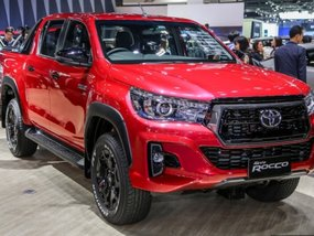 New top-spec Toyota Hilux Revo Rocco 2018 arrives in Bangkok