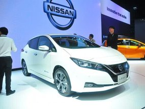 Nissan Leaf EV 2018 ready to be launched in Thai market