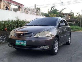 Fresh Toyota Altis 1.8G Top of the line 2004mdl for sale