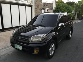 TOYOTA RAV4 Automatic 2003 for sale