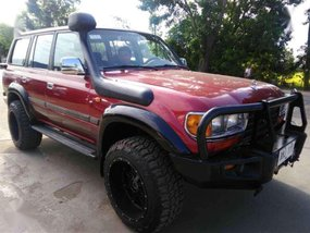 Land Cruiser 80 series (local) for sale