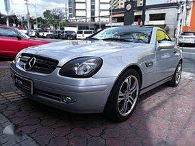 2000 Mercedes Benz SLK 230 for sale