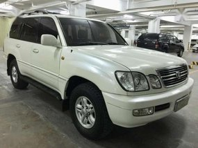 2001 Toyota Land Cruiser LC100 for sale