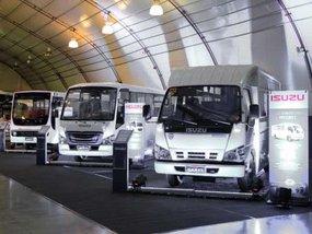 Isuzu Philippines introduces 3 future PUV concepts