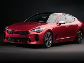 Kia hints possibility of building a beefier Kia Stinger