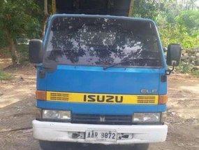 Isuzu Elf mini dump truck 2014 for sale