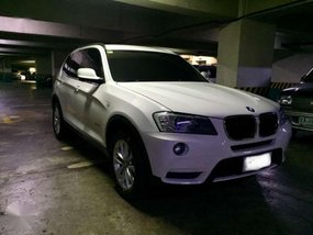 2014 BMW X3 2.0L Diesel for sale