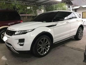 Well-maintained Range Rover Evoque SD4 2015 for sale