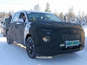 Upcoming 8-seat Hyundai SUV to be named Hyundai Palisade 2018?