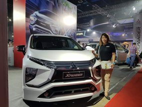 Mitsubishi XPANDER 100%Sure Autoloan Approval