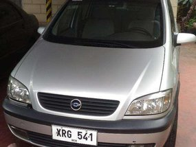 CHEVROLET ZAFIRA 2005 Automatic FOR SALE