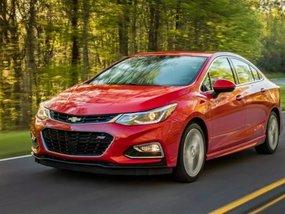 Next-gen Chevrolet Cruze 2018 price unveiled in the Philippines