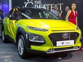 [MIAS 2018] Hyundai Kona 2018 officially hits the Philippine market