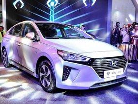 [MIAS 2018] Hyundai Ioniq 2018 hybrid - The most affordable hybrid