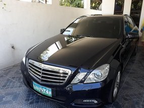 2014 Mercedes-Benz E-Class Automatic Gasoline well maintained for sale