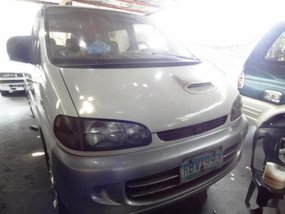 Mitsubishi Spacegear 2001 Diesel Automatic White for sale