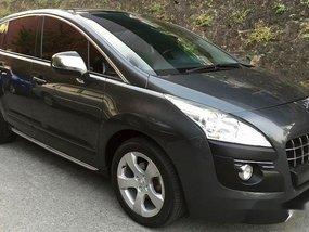 Peugeot 3008 2012 for sale