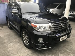 2014 Toyota Land Cruiser VX for sale
