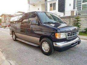 2002 Ford E150 top of the line for sale
