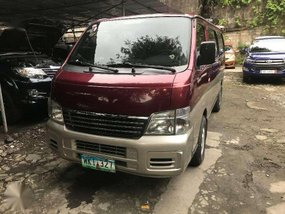2013 Nissan Urvan ESTATE for sale
