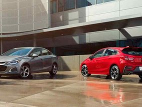All-new Chevrolet Cruze 2019 and Chevrolet Spark 2019 disclosed