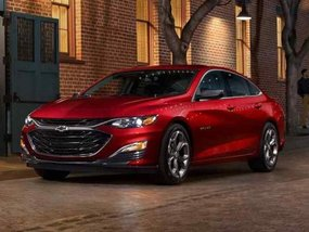 US-spec Chevrolet Malibu 2019 revealed with a sportier look & more techs