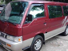 Nissan Urvan Escapade manual diesel 2013 for sale