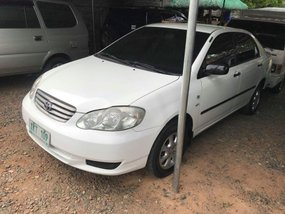 Toyota Corolla Altis manual all power 2004 for sale
