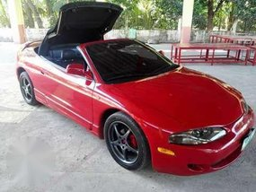 Well-kept Eclipse Spyder convertible 1997 for sale