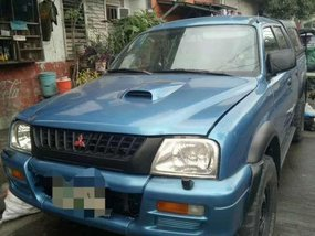 FOR SALE MITSUBISHI L200 pick up suv van 2002