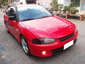 Mitsubishi Mirage GSR MT 1999 for sale