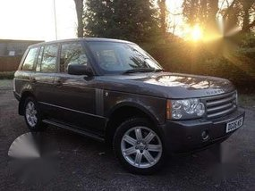 Well-maintained Range Rover 2006 for sale