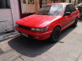 Mitsubishi Lancer 1991 model for sale