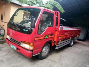 2010 Isuzu Elf Dropside NKR 15ft FOR SALE