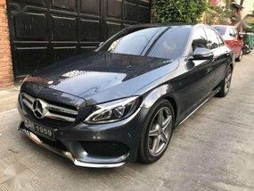 2016 Mercedes Benz C200 AMG not bmw audi lexus jaguar