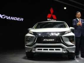 Mitsubishi Xpander 2018 receives 2000 orders in the Philippines