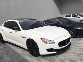 Good as new Maserati Quattroporte 2015 for sale