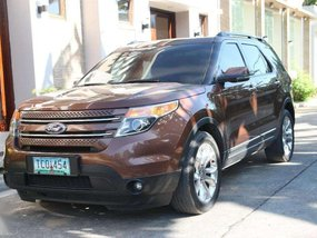 Ford Explorer 2011 Limited 4wd AT FOR SALE