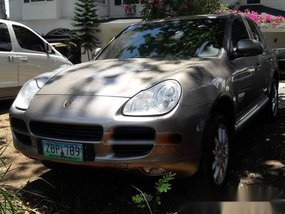 2005 Porsche Cayenne S Automatic