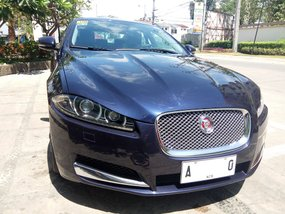Well-kept Jaguar XF 2015 for sale
