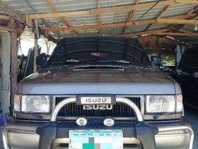 Isuzu Trooper 4x4 2007 arrived here in PH