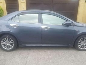 Selling my Toyota Altis 2014 FOR SALE