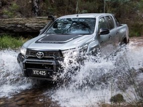 Toyota Hilux Rugged X 2018 launched in Australia