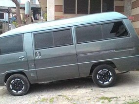 1997 Mitsubishi L300 versa van registered