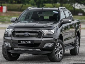 Ford Ranger 2.2L WildTrak 2018 officially comes out in Malaysia