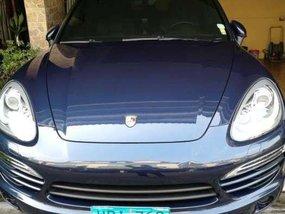 Like New Porsche Cayenne for sale
