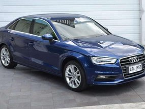 Audi A3 2015 Automatic TDI diesel for sale