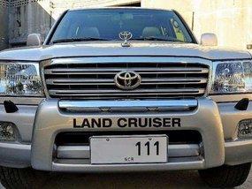 2005 Toyota Land Cruiser VXR for sale