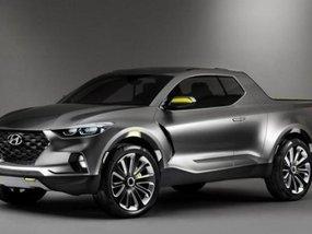 Hyundai Santa Cruz pickup truck to debut in 2020 in the US